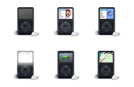 ipod classic. with the new iPod classic.