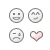 Simple Smileys